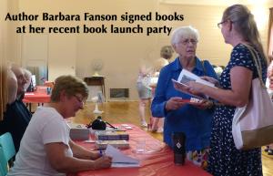 Author sign books