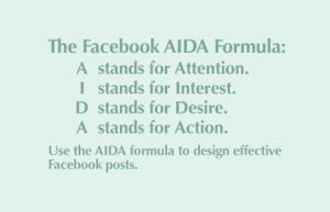Facebook-AIDA-Formula