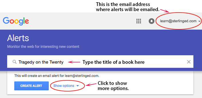 how to cancel google news alerts