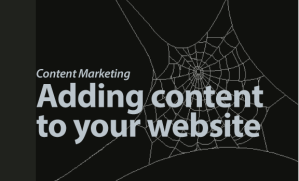 Add Content to Web