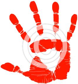 Handprint-No-Steal