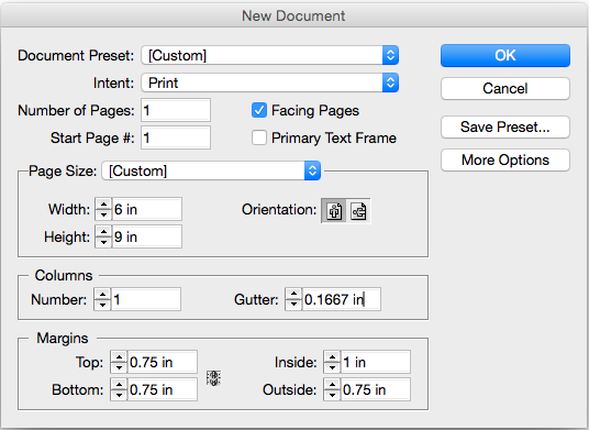 InDesign New Doc Margins Print sm